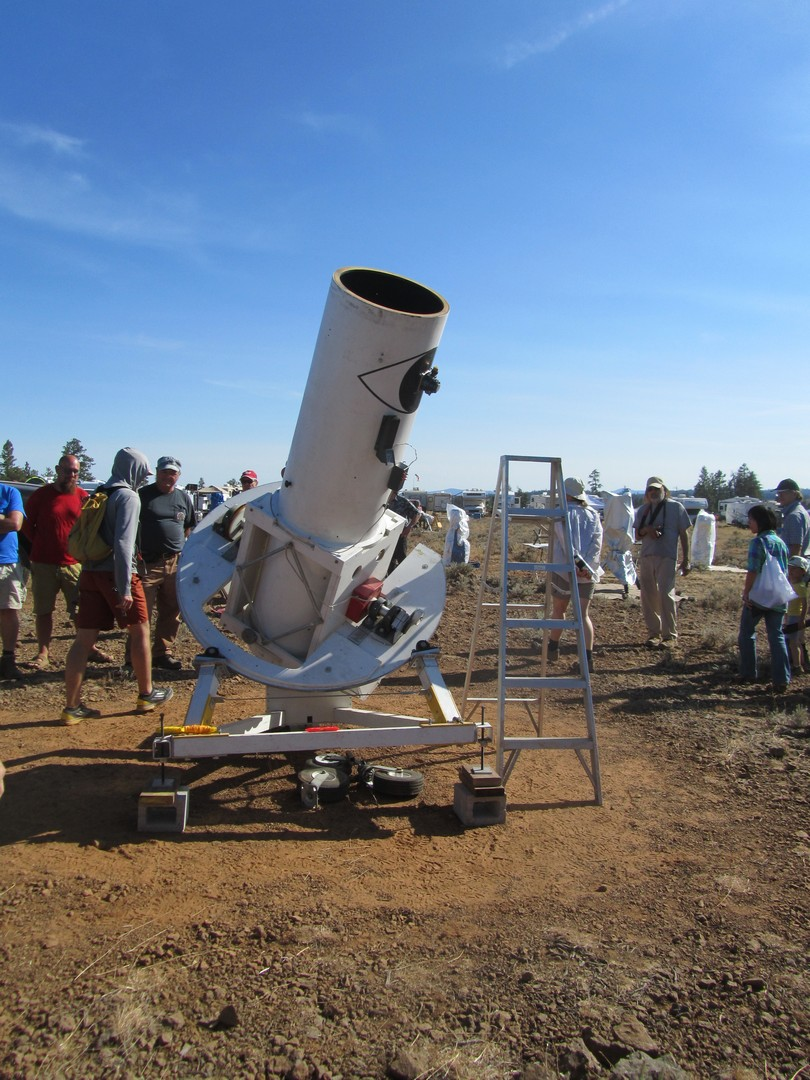 Oregon Star Party Eclipse Edition and the lost 80 seconds